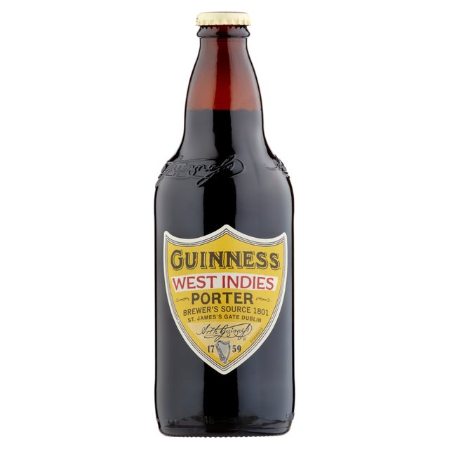 Guinness West Indies Porter Bottle