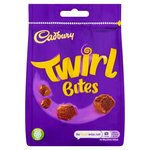 Cadbury Twirl Bites Chocolate Bag