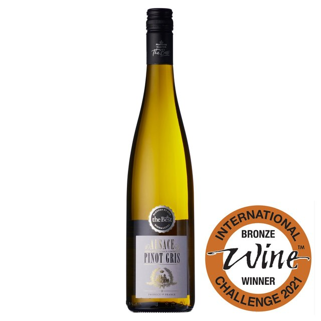 Morrisons M Signature Pinot Gris