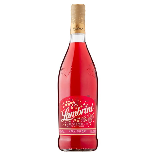 Lambrini Cherry