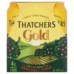 Thatchers Gold   Cider 4.8%