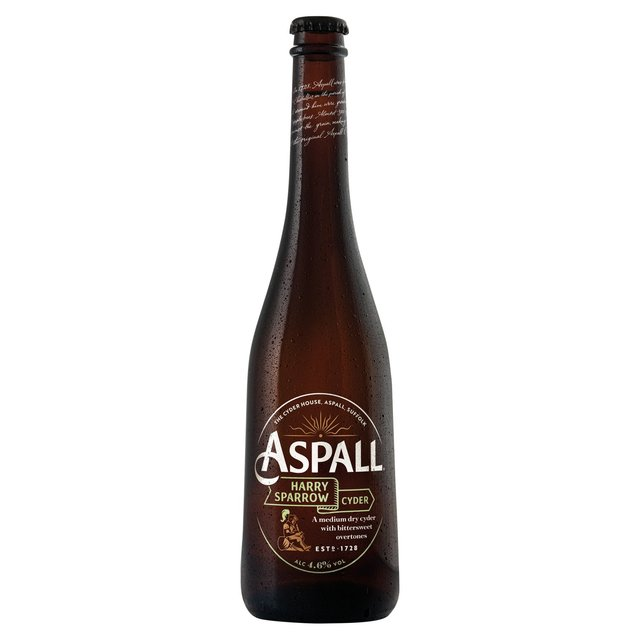 Aspall Harry Sparrow Suffolk Cyder