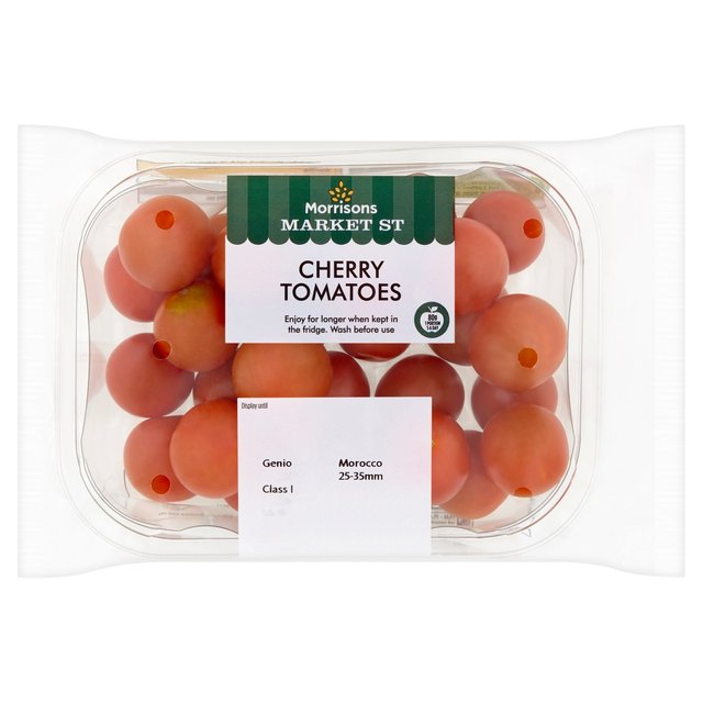 Morrisons Cherry Tomatoes