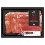 Morrisons The Best  Chestnut Streaky Bacon