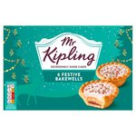 Mr Kiplings Festive Bakewells
