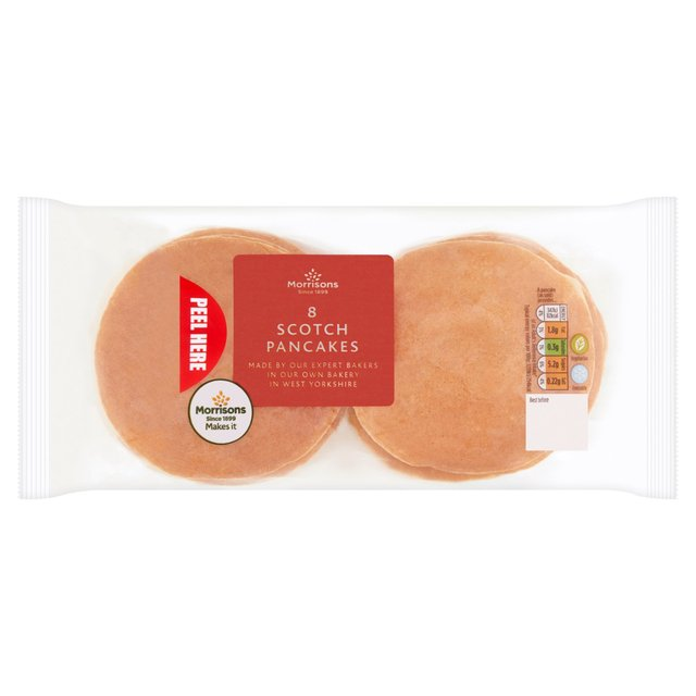 Morrisons Scotch Pancakes