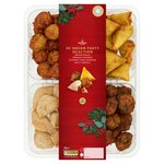 Morrisons Indian Party Feast 50 per pack