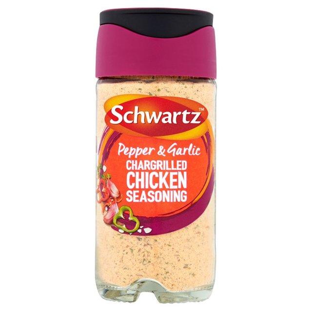 Schwartz Chargrill Chicken Seasoning