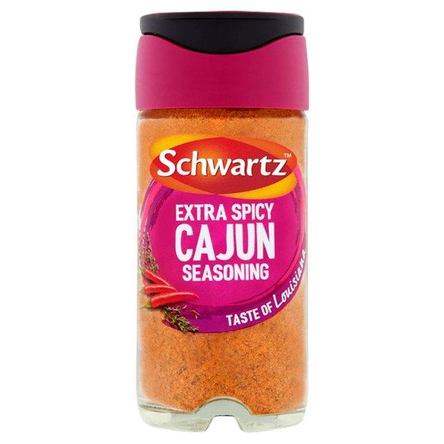 Schwartz Extra Spicy Cajun Seasoning