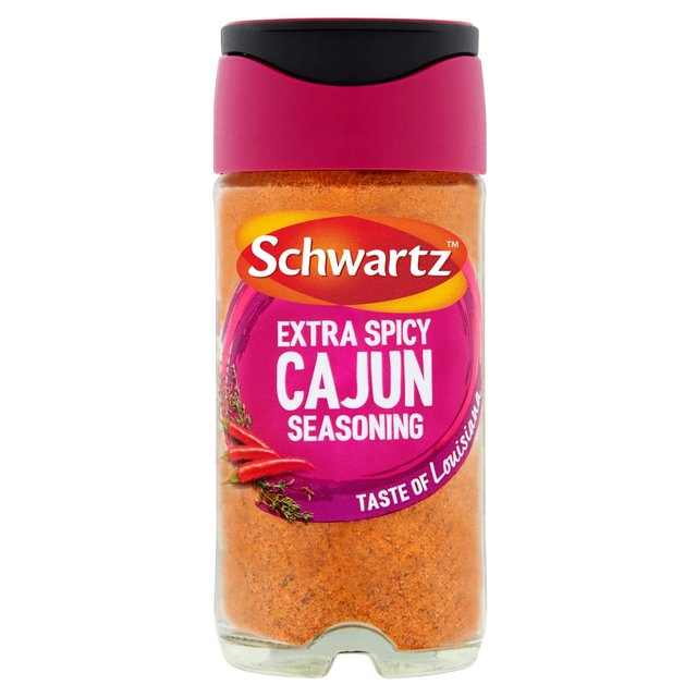 Schwartz Extra Spicy Cajun Seasoning