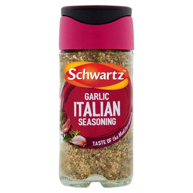 Schwartz Italian Garlic Seasoning