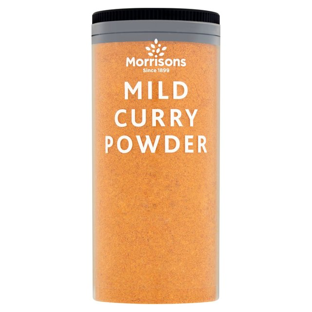 Morrisons Morrisons Mild Curry Powder 90gproduct Information