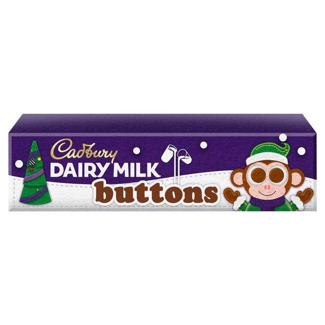 MORRISONS > Food Cupboard > Cadbury Buttons Tube
