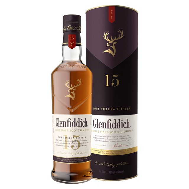 Glenfiddich 15Yo Malt Whisky