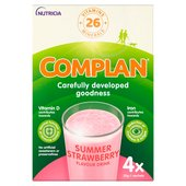 Complan Meal Replacement Strawberry