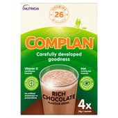 Complan Meal Replacement Chocolate