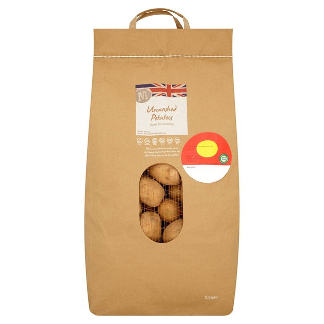 Morrisons Unwashed Potatoes