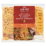 Morrisons Soy Ginger & Garlic Special Noodles