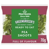 Morrisons Pea Shoots