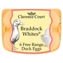 Clarence Court White Duck Eggs