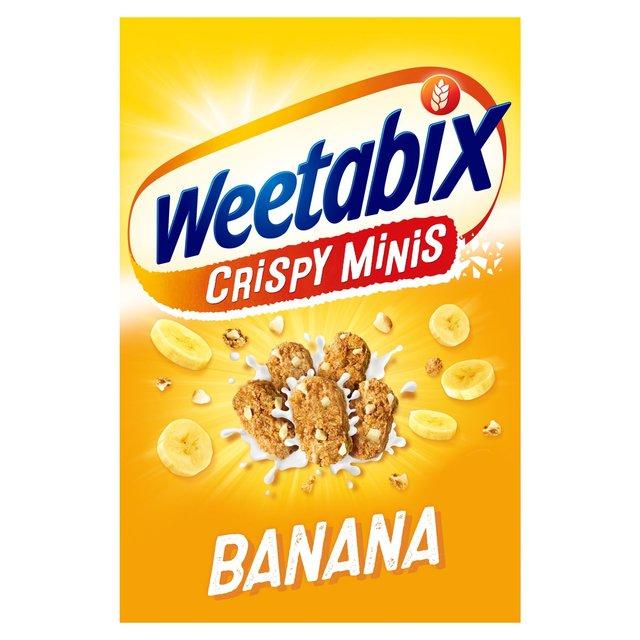 Weetabix Crispy Minis Banana Cereal