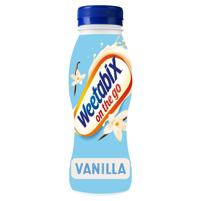 Weetabix On the Go Breakfast Drink Vanilla