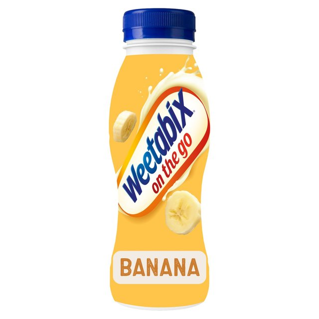 Weetabix On the Go Breakfast Drink Banana
