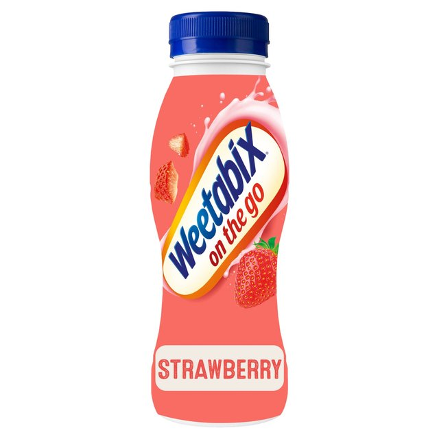 Weetabix On the Go Breakfast Drink Strawberry
