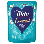 Tilda Steamed Basmati Coconut Rice