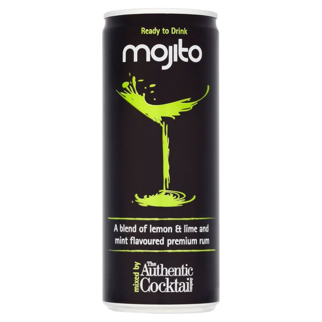 Authentic Cocktail Mojito