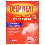 Deep Heat Well Patch