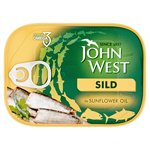John West Sild In Sunflower Oil
