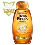 Garnier Ultimate Blends Argan Oil Shiny Hair Shampoo