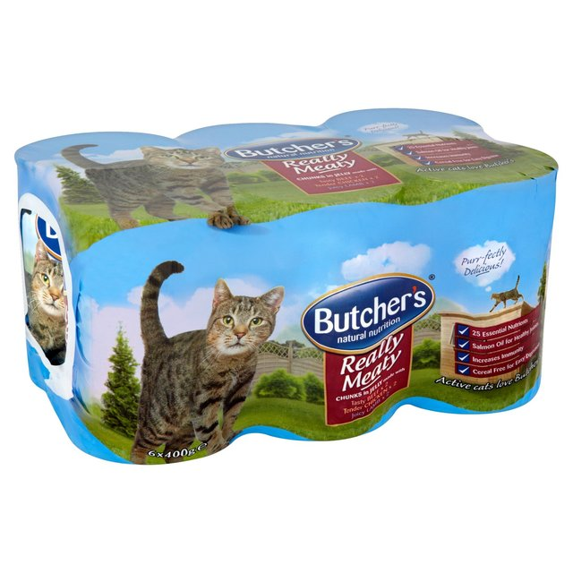 Butchers Really Meaty Cat Food