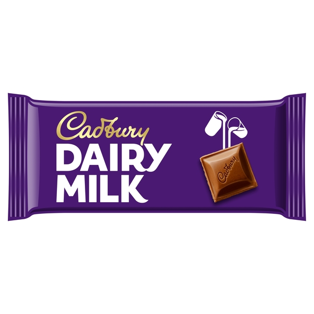 Cadbury Milk Chocolate G Bars