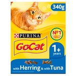 Go-Cat Adult Cat Food Tuna Herring and Vegetables