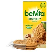 BelVita Breakfast Biscuits Crunchy Hazelnut 6 Pack