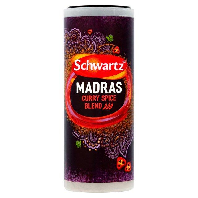 Schwartz Madras Curry Spices