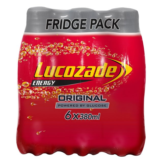 Lucozade Energy Original
