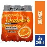 Lucozade Energy Orange, Delivered Chilled