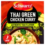 Schwartz Thai Green Chicken Curry Recipe Mix