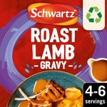 Schwartz Roast Lamb Gravy Mix