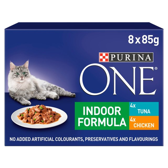 Purina One Cat Food Tuna