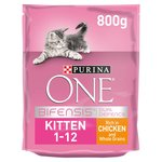Purina One Kitten Food Chkn and Wholegrain