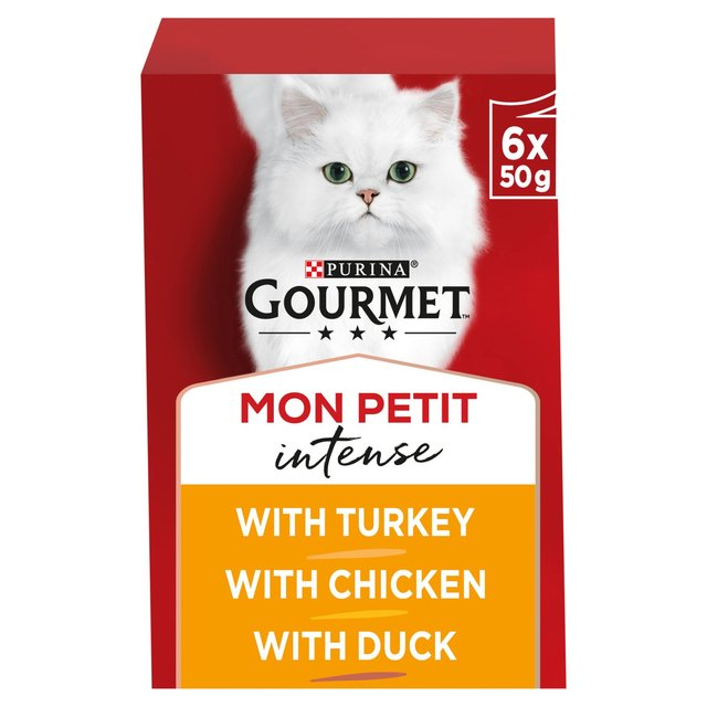 Gourmet Mon Petit Duo Cat Food