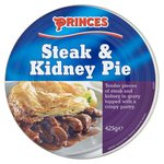 Princes Steak & Kidney Pie