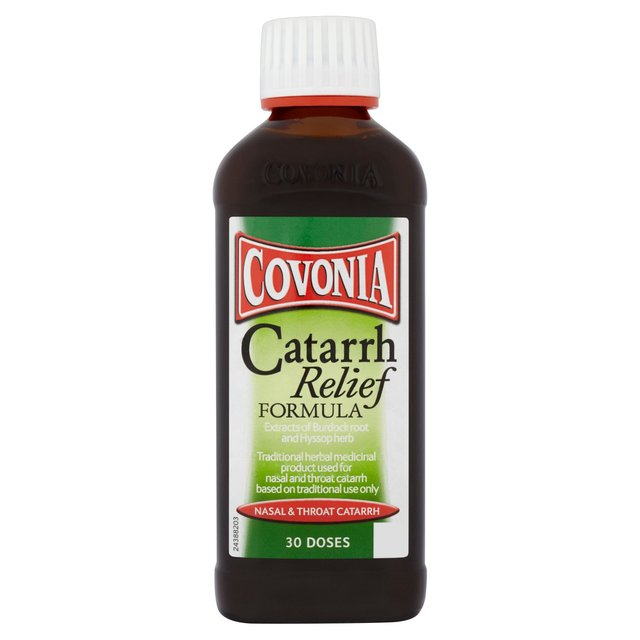 Covonia Catarrh Cough Syrup