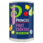 Princes Fruit Cocktail In Juice  (410g)