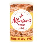 Allinson Dried Active Yeast Tin