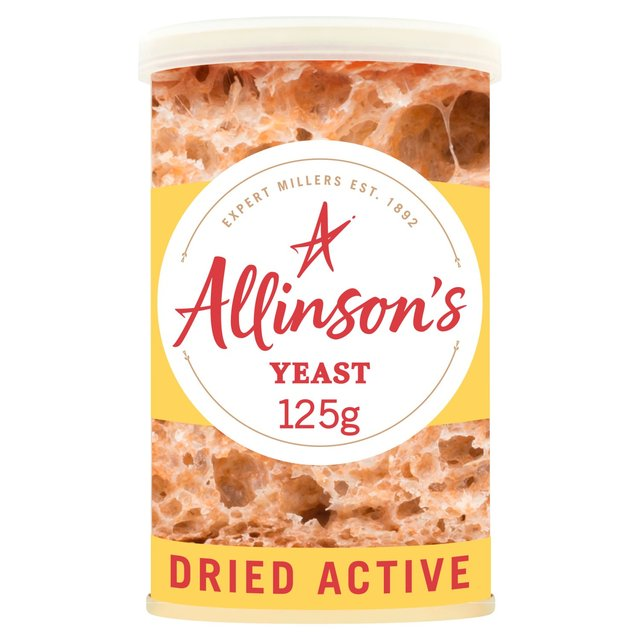Allinson's Dried Active Yeast Tin